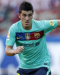 David Villa - Barcelona (Getty Images)