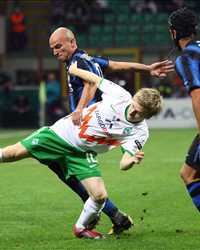 Cambiasso-Marin-Chivu - Inter-Werder - UEFA Champions League (Getty Images)