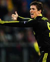 Europa League; Fernando Torres ,  FC Utrecht and Liverpool (Gety Images)