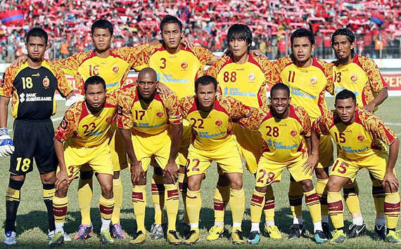 Sriwijaya FC Palembang (GOAL.com/Eko Suswantoro)