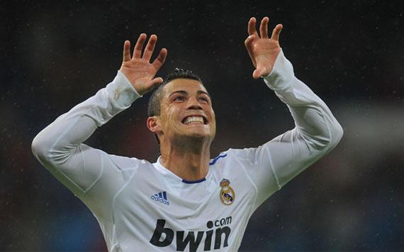 CRGOL : Cristiano Ronaldo lleva mas goles en liga que Messi y Villa juntos!!!