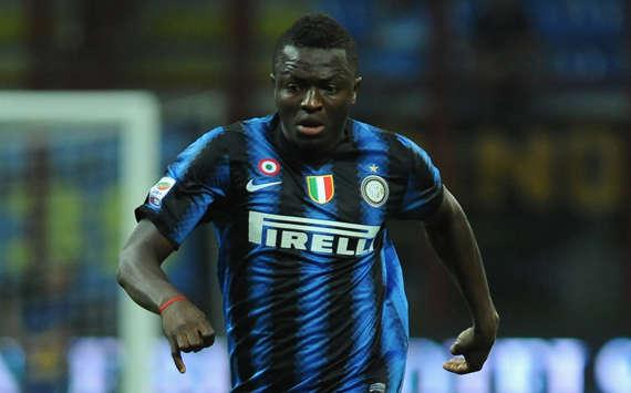 Muntari, de l'Inter au Milan ?