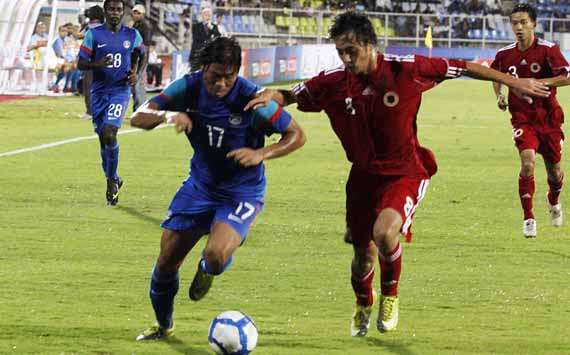India climb to 147 in FIFA rankings