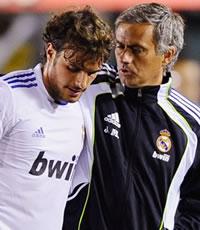 Pedro Leon, Jose Mourinho, Real Madrid (Getty Images)