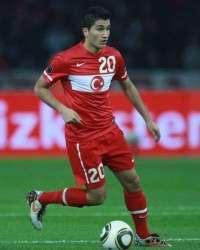 Euro 2012 Qualifiers: Nuri Sahin (Turkey) (Getty Images)