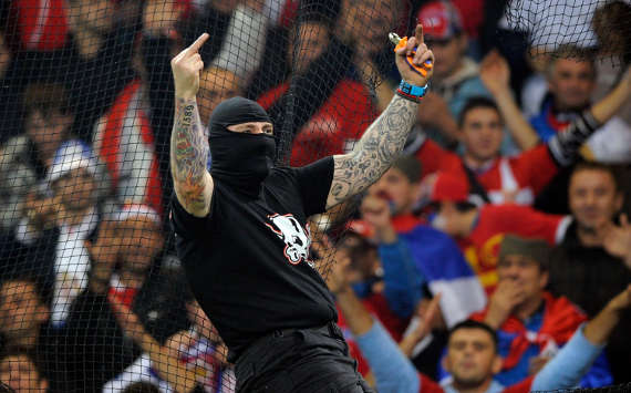 Serbian Hooligan Ivan Bogdanov: I Have Nothing Against Italy