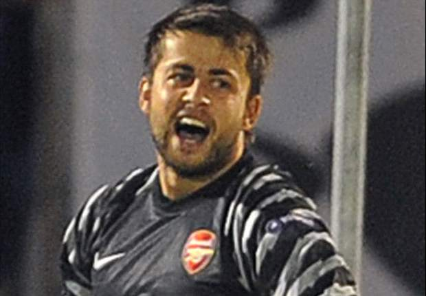 Szczesny left out again as Fabianski retains his place in Arsenal goal