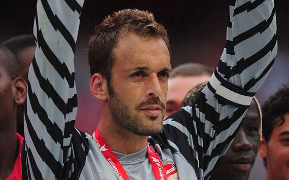 Manuel Almunia - Arsenal, (Getty Images)