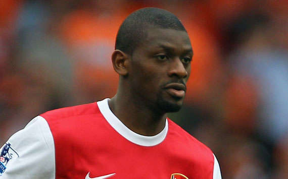 Wenger plays down Diaby injury concerns