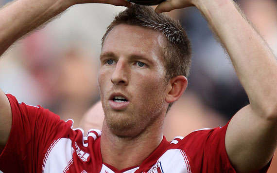 Stoke City defender Danny Collins joins Nottingham Forest