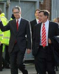 John W Henry and Tom Werner(Getty Images)