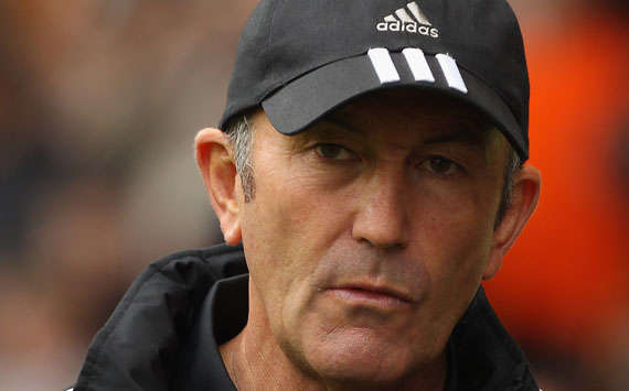 Tony Pulis - Stoke City, (Getty Images)