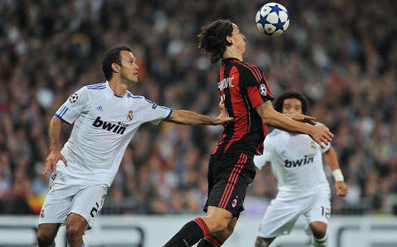 ريال مدريد يقابل الميلان في مباراة ودية هذا الصيف