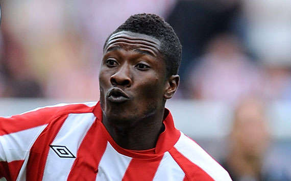 Asamoah Gyan's permanent Al Ain deal is 95 per cent done, says CEO