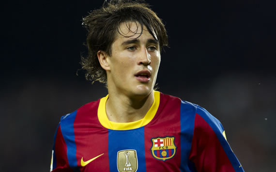 Barcelona's Bojan Krkic tipped to follow Luis Enrique to Roma - report