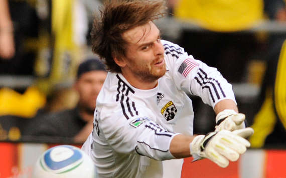 Eddie Gaven, Columbus Crew, MLS (Getty Images)