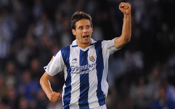 Mikel Aranburu, Real Sociedad (Getty Images)