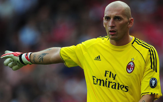 Christian Abbiati - Milan (Getty Images)