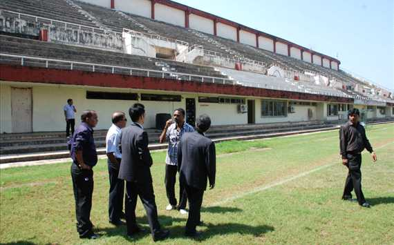 Tilak Maidan set for I-League action - report