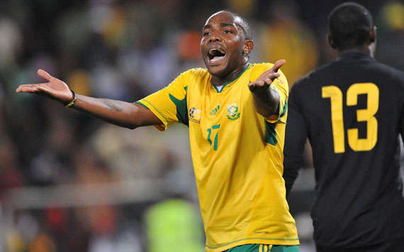 Benni McCarthy available for South Africa if called up