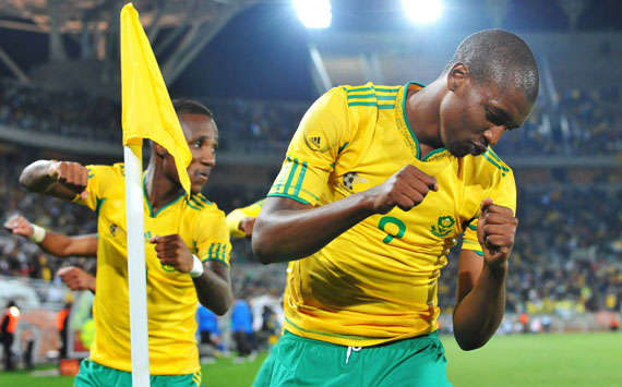 Mphela: I was never former South Africa coach Mosimane's favourite