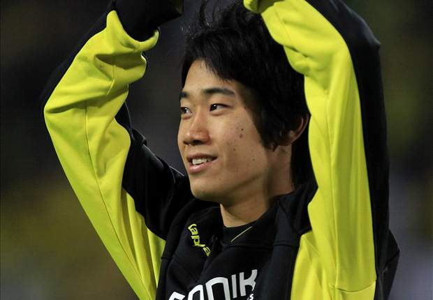 Manchester United targeting £15m move for Borussia Dortmund starlet Shinji Kagawa - report