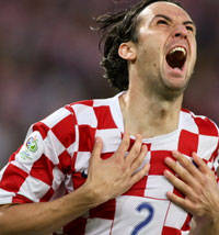 Dario Srna of Croatia (AFP)