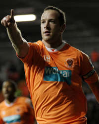 EPL,Charlie Adam,Blackpool vs West Bromwich Albion(Getty Images)