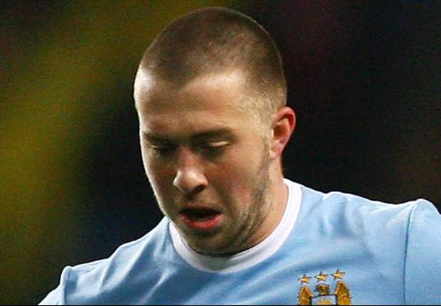 Former Manchester City player Michael Johnson reveals inner demons