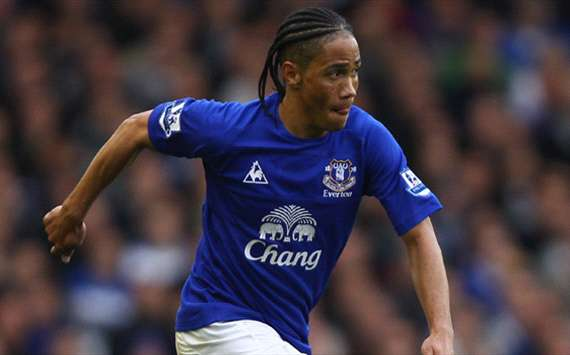 Steven Pienaar of Everton (Getty Images)