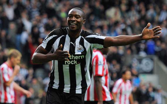 Shola Ameobi set for Nigeria Africa Cup of Nations call-up
