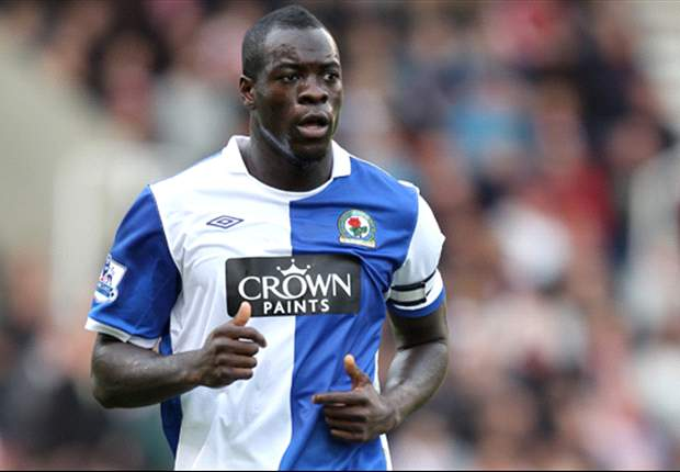 Arsenal will have to pay at least £12m for Blackburn Rovers' Christopher Samba - report