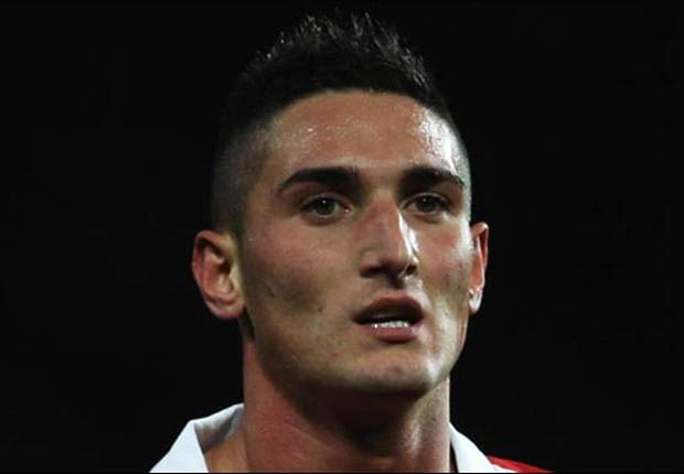 West Brom manager Roberto Di Matteo reveals interest in Manchester United striker Federico Macheda
