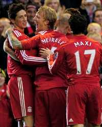 EPL : Fernando Torres (Liverpool FC vs Chelsea) - (Gettyimages)