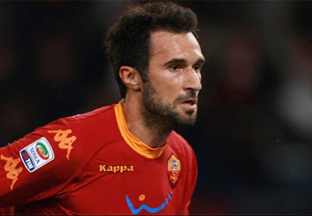 Blackburn plot £20m move for Roma's Mirko Vucinic - report