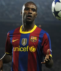 Eric Abidal (FC Barcelona) - (Gettyimages)