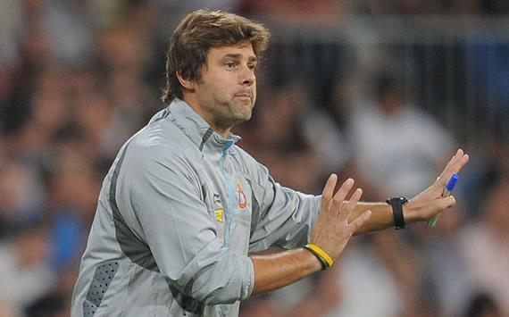 El argentino Mauricio Pochettino, entrenador del Espanyol (Getty Images)