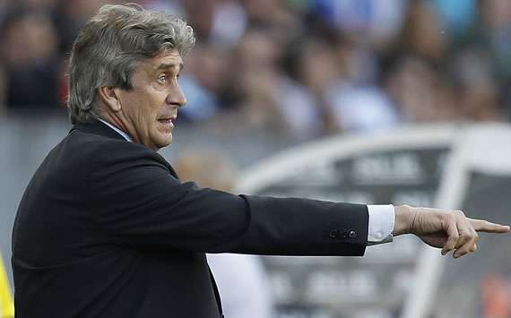 Manuel Pellegrini, Malaga (Getty Images)