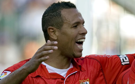 Luis Fabiano, Sevilla (Getty Images)