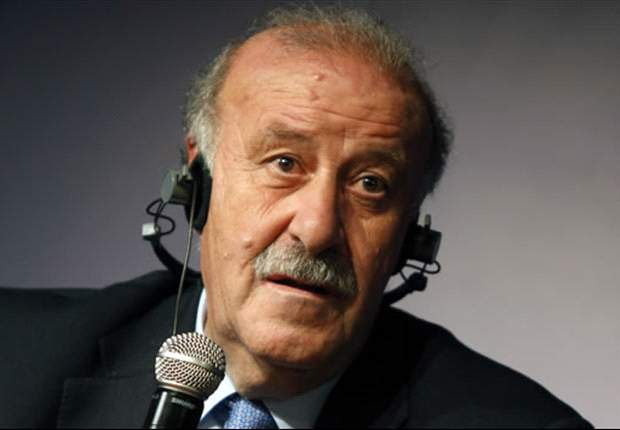 Spain coach Vicente del Bosque: We can learn a lot from Italy