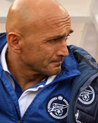 Luciano Spalletti - Zenit (Getty Images)