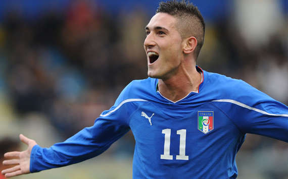 Federico Macheda - Italy U21 (Getty Images)