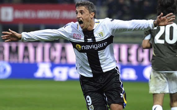Hernan Crespo - Parma (Getty Images)
