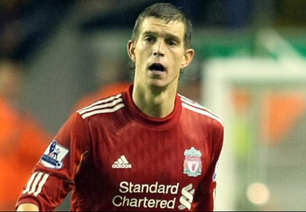 Agger: Liverpool's FA Cup final performance 'not good enough'