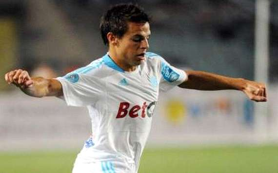 Ligue 1 : Cesar Azpilicueta (Olympique de Marseille) - (Panoramic)