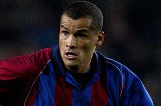 Rivaldo - Barcelona (Getty Images)