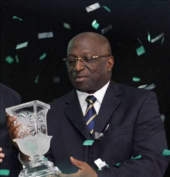 Jacques Anouma to run against Issa Hayatou for Caf presidency