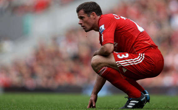 Carragher is 'irreplaceable' for Liverpool, says Rodgers
