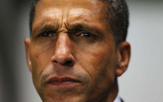 Chris Hughton, Newcastle United (Getty Images)
