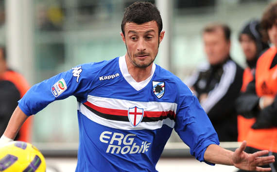 Stefano Guberti - Sampdoria (Getty Images)